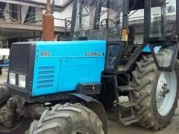 Регистрация и документы на трактора и спецтехнику