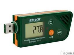 Регистратор данных влажности / температуры USB Extech RHT35