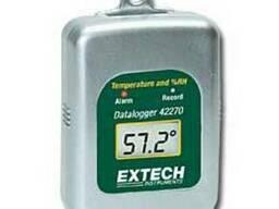 Регистратор температуры и влажности Extech 42270