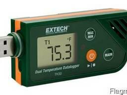 Регистратор температуры USB Extech TH30