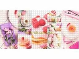 Регул ПВХ мозайка листовая панель Завтрак 170 з