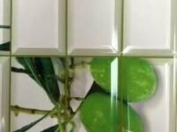 Регул ПВХ мозайка стеновая панель оливка 178 о