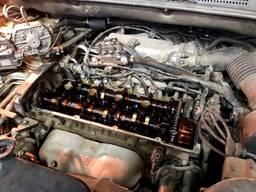 Регулировка клапанов Hyundai Tucson