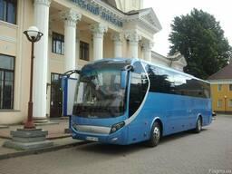 Регулярный автобусный рейс Будапешт-Чоп-Будапешт