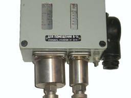 Регулятор давления Д220А-12 (-0,9-1,5) , (-0.5-10).