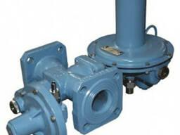 Регулятор давления газа комбинированный РДНК-400, РДНК-400М,