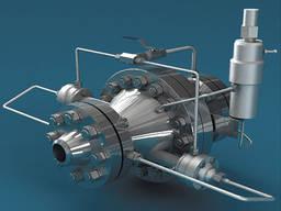 Регулятор давления газа РДУ-Т