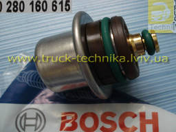 Регулятор давления топлива Bosch 0280160615