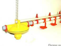 Регулятор давления воды для ниппельного поения птицы
