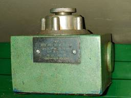 Регулятор расхода МПГ 55-22М