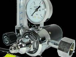 Регулятор расхода углекислотный У-30П (36В) с подогревом