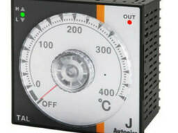 Регулятор температуры аналоговый 0. ..400 °C для Pt100