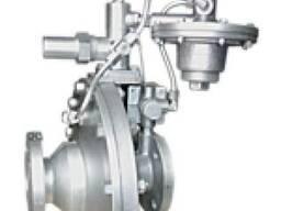 Регуляторы давления газа, клапана редукционные