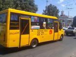 Реклама на городском транспорте Полтава, Кременчуг - фото 4