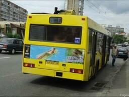 Реклама в городском транспорте