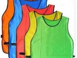 Рекламная манишка, униформа для промоакций