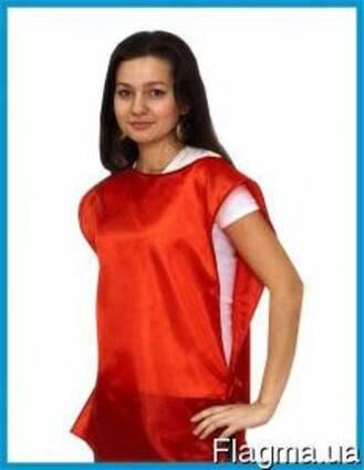 Рекламная манишка, униформа для промоакций.