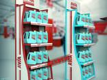 Рекламные торговые стойки для хозтоваров AVIA - photo 1