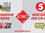 Рекламные услуги Полтава, Кременчуг - фото 1
