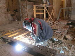 Реконструкция деревянных перекрытий