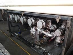Переоборудование ремонт топливозаправщика Реконструкція