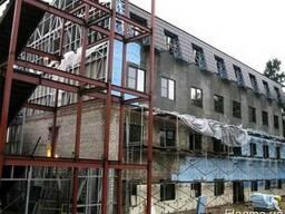 Реконструкция зданий, домов и сооружений в Днепропетровске