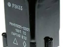 Реле электромагнитное РЭС-54Б, РЭН-33, РЭН-34