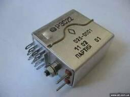 Реле электромагнитные нейтральные