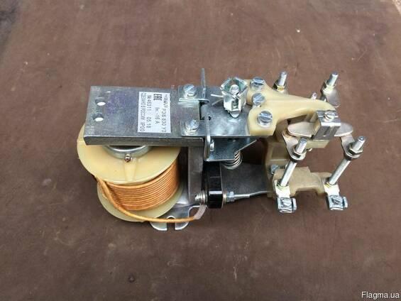 Реле электромагнитные РЭВ830, РЭВ 830 ток 1,6-320А