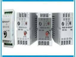 Реле контроля трехфазного напряжения ЕЛ-11, ЕЛ-12, ЕЛ-13
