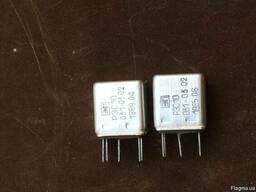 Реле постоянного тока РЭС 10 031-03. 02