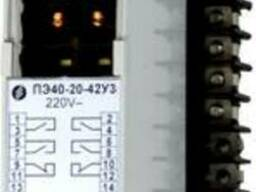 Реле промежуточные электромагнитные ПЭ46, ПЭ46-1