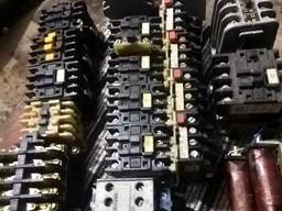 Реле пускатели автоматы автоматы защиты на лом
