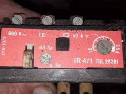Реле струму 4-25А німецькі пускачі siemens катушка 110в реле