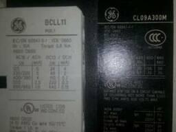 Реле времени BTLF60C Дженерал Электрик,Контактор CL09A300MN