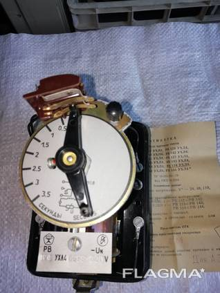 Реле времени: РВ-113, РВ-114, РВ-124, РВ-127, . . . , РВ-248УХЛ4, с хранения.