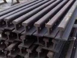 Рейка сталевий залізничний, Р38