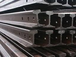 Рельсы металлические, рельсы стальные цена, купить, ГОСТ