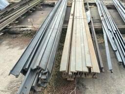 Рельсы железнодорожные узкой колеи