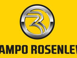 Ремень для комбайна Sampo Rosenlew 0615129