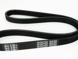 Ремень поликлиновой G-050-1 (Renault 4205K1025PG | WSMG0501)