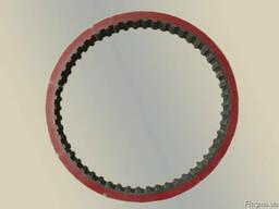 Ремень зубчатый протяжки пленки аналог 202 L 100 Linatex 5