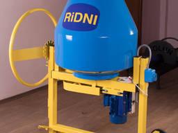 Ременная бетономешалка RiDNi на 320 литров