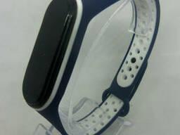Ремешок перфорированный Sport браслет Mi Band 3/4 MiBand. ..