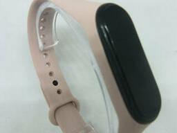 Ремешок силиконовый браслет Mi Band 3/4 MiBand 3/4 ми. ..
