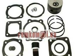 Ремкомплект компрессора МТЗ, ЮМЗ, Т-40 Номинал - фото 1