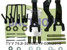 Ремкомплект корзины сцепления МТЗ-80 (малый рычаг)