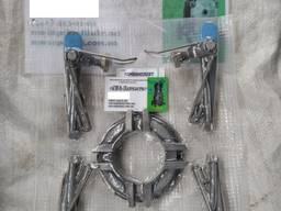 Ремкомплект кошика зчеплення ЯМЗ-Т-150 (посилене кільце)
