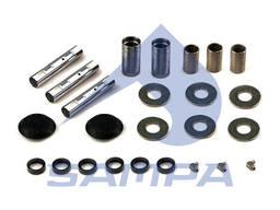 Ремкомплект кріплення ресори DAF 050. 533 / 0389071S1 / 718