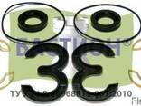 Ремкомплект насоса шестеренного НШ 100 В ( с пластм. обоймой - фото 1